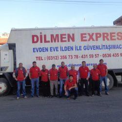 dilmen-express